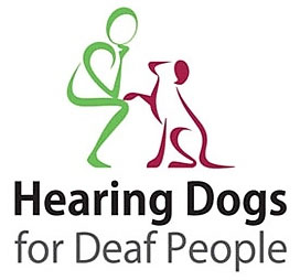 hearing dogs for deaf logo