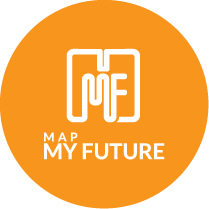 map my future logo