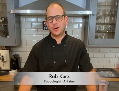 Rob Kurz, Artizian's Foodologist shares his views on sustainability for the Food Service Circle.